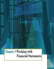 2017Spring-LN-Chp3-Working with Financial Statements