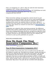 How we rank the most innnovate companies.docx