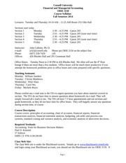 ORIE3150_syllabus FALL 2014 final version
