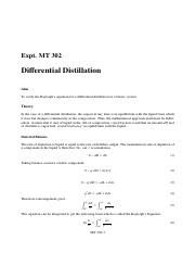 MT+302_Differential+Distillation