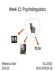 EL1101E Week 12 Psycholinguistics.pptx