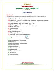 9-Science-NcertSolutions-chapter-2-exercises