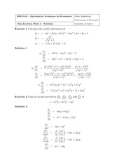 class 02 solutions