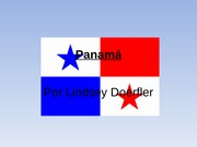 Student generated Panamá PowerPoint