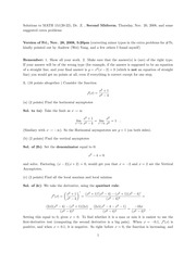 exam 2 version b solutions