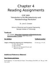 chapter 4 reading assignments.doc