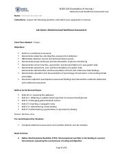 StudentLab Guide_Abdominal Assessment and Nutrition.docx