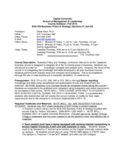 BUS 450 FALL 2013 Syllabus (4)