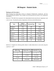 Naaphrsg name hr diagram student guide background information naaphrsg name hr diagram student guide background information work through the background sections on spectral classification luminosity and the ccuart Gallery