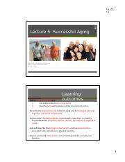 Lecture 5_Successful Aging.pptx