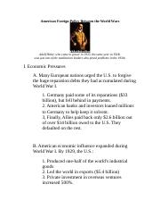 13 American Foreign Policy Between the World Wars.doc