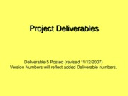 ProjectDeliverables.CEN6016.Fall2007.Del5