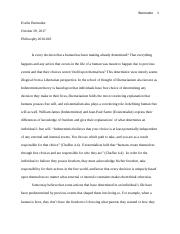Essay 2 Philosophy