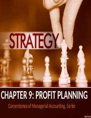 chapter 9-Profit planning.pptx