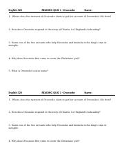Reading Quiz - Oroonoko.docx