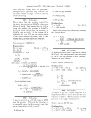 H08- Gas Laws-solutions