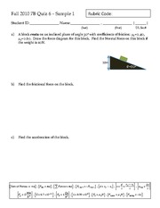 Quiz6-Sample1