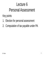 Lecture_6_Personel_assessment