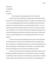 alcohol abuse essay limit