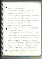 Notes#9