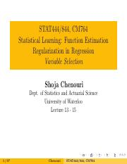 STAT444Lectures13-15.pdf