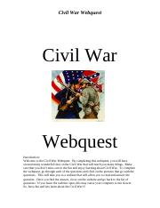 civil_war_webquest