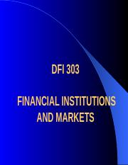 DFI 202 - Topic 1.3  Interest Rates and Securities Valuation.pptx
