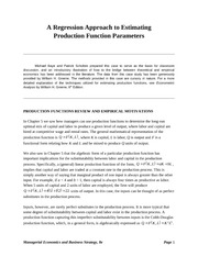 Production_Function_Estimation