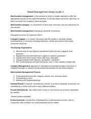 Retail Management Study Guide 3.docx