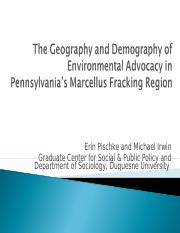 Fracking Research Irwin and Pishke.ppt