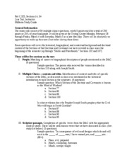 23 Midterm Study Guide W2011