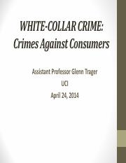 the tragedy of white collar crime essay Free essays on tensions among black activists white use our research documents to help you learn 1 - 25.