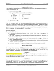 Group Assignment BM007-3-1-IMT