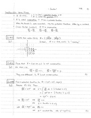 MATH 2300 Jacobian Vector Fields Notes