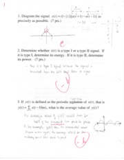 ECE 134 Quizzes Fall 2009