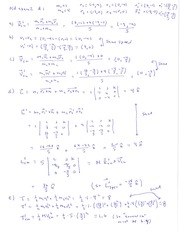 Phys 358 Intergrated Vectors Notes