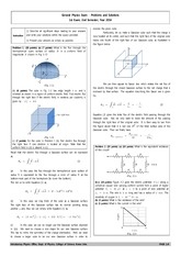 2014_2_1st_GenPhy_Exam_Problem_Solution