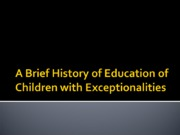 History_of_Education_of_Children_with_Exceptionalities