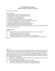 N122 Midterm Review Session- Student-1