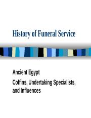(4) Ancient Egypt - Coffins, Undertaking Specialists, an (1).ppt