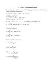 Sample_2014_Final Exam Solution