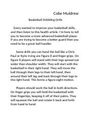 Basketball Drills.docx
