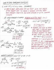 law of sines ambiguous SSA