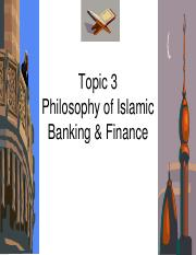 Chap_3_Philosophy of Islamic Economic and Financial System