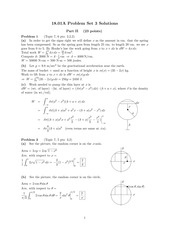 ES 1801 Fall 2014 Problem Set 3 Solutions