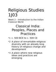 rs1j03 week 2 - introduction to the indian classical world.rtf