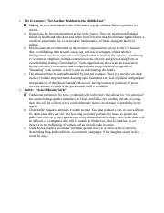 PSC 231- Notes 4