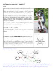 HW4 Molly on the skateboard solution.pdf