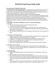 MATH533_Final_Exam_Study_Guide