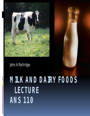 ANS 110 - Milk and Dairy Foods Lecture FS 2015.pptx